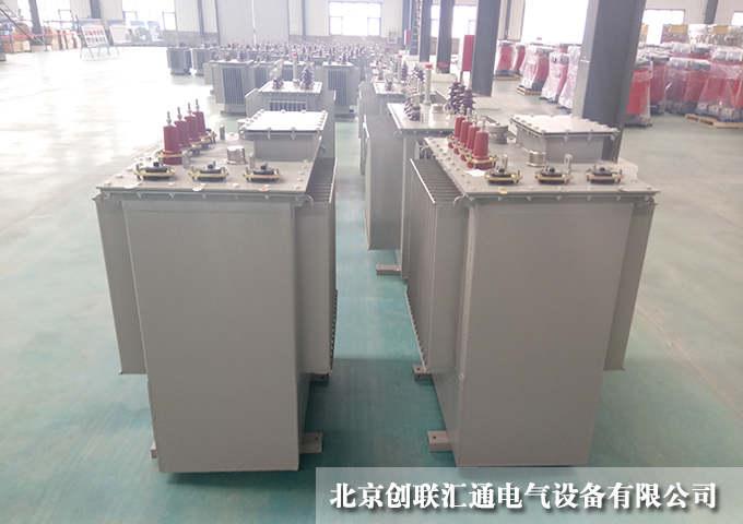 S11-M.RD係列地埋式變壓器
