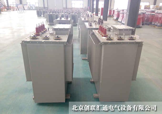 S11-M.RD系列地埋式变压器